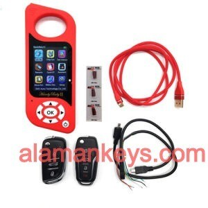 Jmd Handy Baby II Hand-Held Copy Auto Key Tool for 4D/46/48/G Chips Programmer Handy Baby2 with G and 48 Function