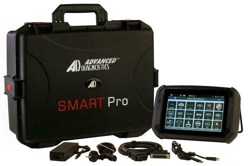 Replacing T.Cod Pro&MVP Pro With ADVANCED DIAGNOSTICS SMART PRO KEY PROGRAMMER AD2000