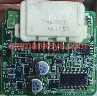 LEXUS IS220d SE 2.2 XE20 05-12 SMART KEY CONTROL MODULE ECU UNIT. 89990-53014