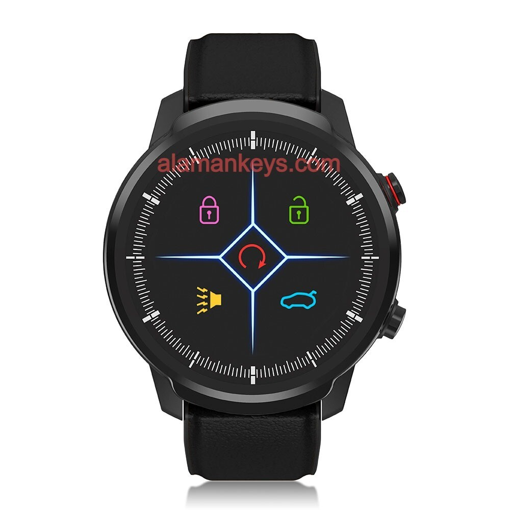 KEYDIY KD Smart Watch KEYTIME