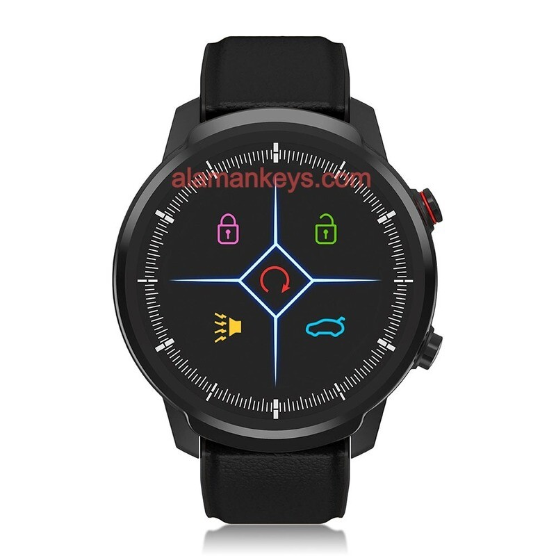 KEYDIY KD Smart Watch KEYTIME