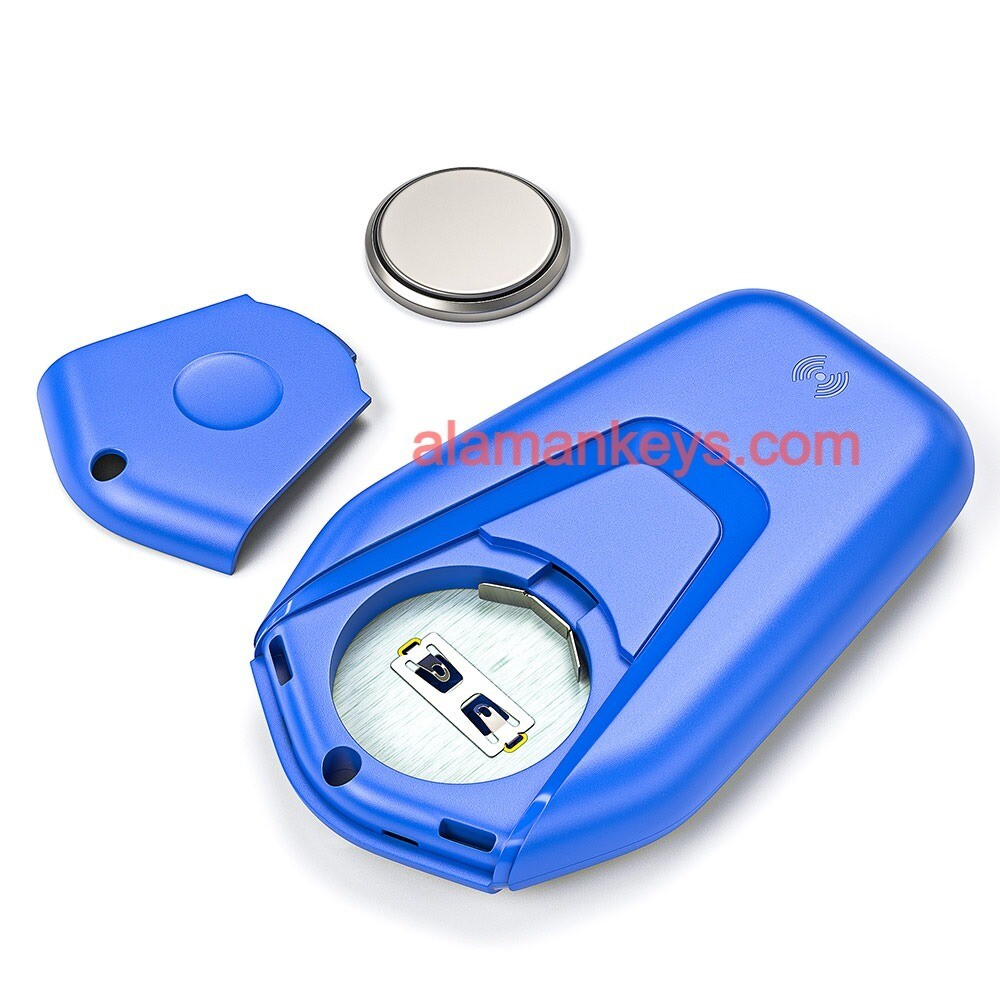 (New Arrival) XTOOL KS-1 Blue Smart Key Emulator Support All Key Lost For Toyota/Lexua Work with X100 PAD3/PAD2 Pro/PS90