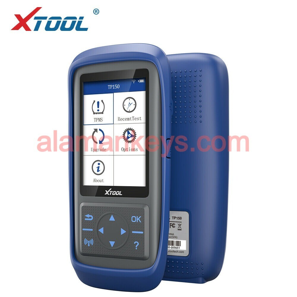 XTOOL TP150 Tire Pressure Monitoring System Diagnostic Tool OBD2 TPMS 315&433MHZ