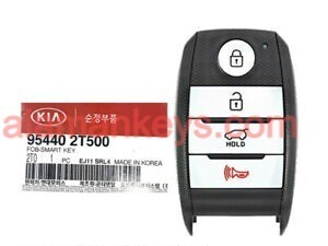 2014-2015 KIA Optima EX, Hybrid OEM Smart Keyless Remote 95440-2T500 SY5XMFNA433