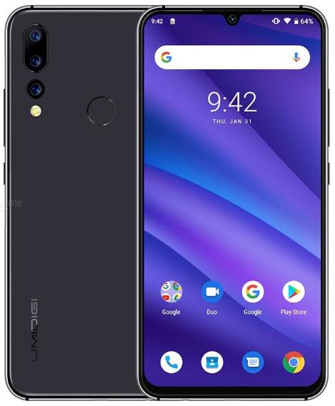 UMIDIGI A5 Pro Triple Camera (4GB RAM & 32 GB ROM) Android 9.0  (Unlocked Cell Phone)