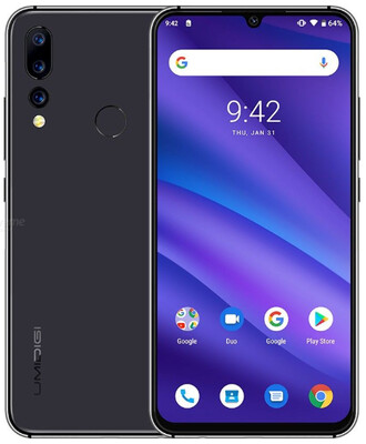 UMIDIGI A5 Pro Triple Camera (4GB RAM & 32 GB ROM) Android 9.0  (Unlocked Cell Phone)