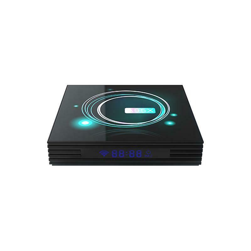 TV Box A95X F3 Slim (4 GB RAM & 64 GB ROM) 8K 4K HD (Android 9.0)