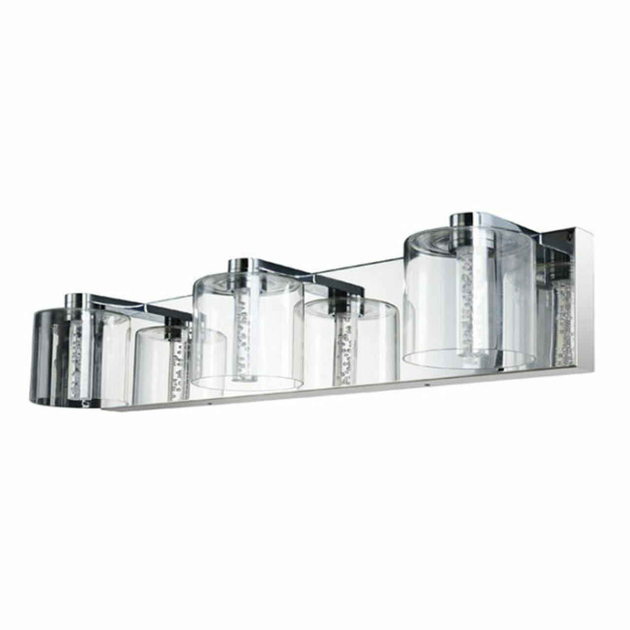 3 Light for Bath Vanity - LED - Energy Savings up to 80%