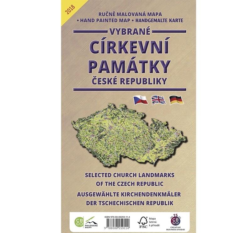 Vybrané církevní památky České republiky