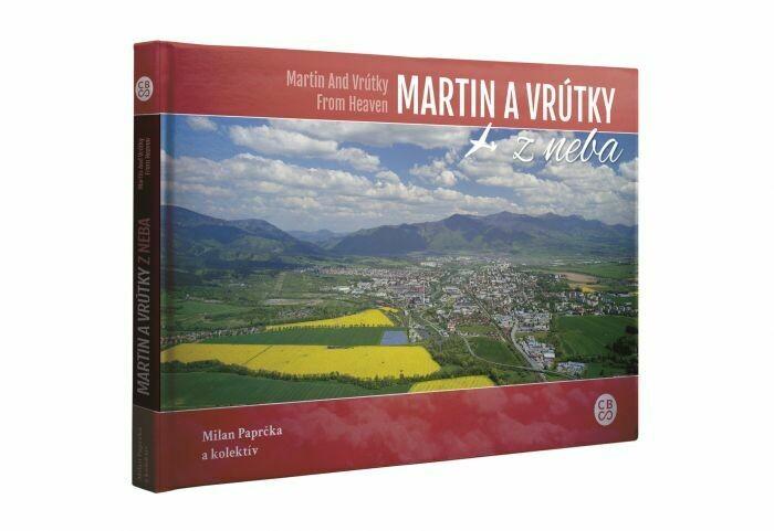 Martin a Vrútky z neba