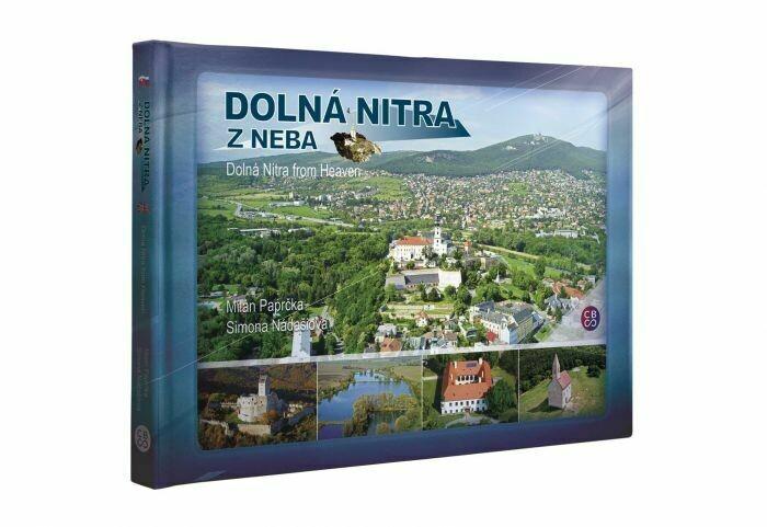 Dolná Nitra z neba