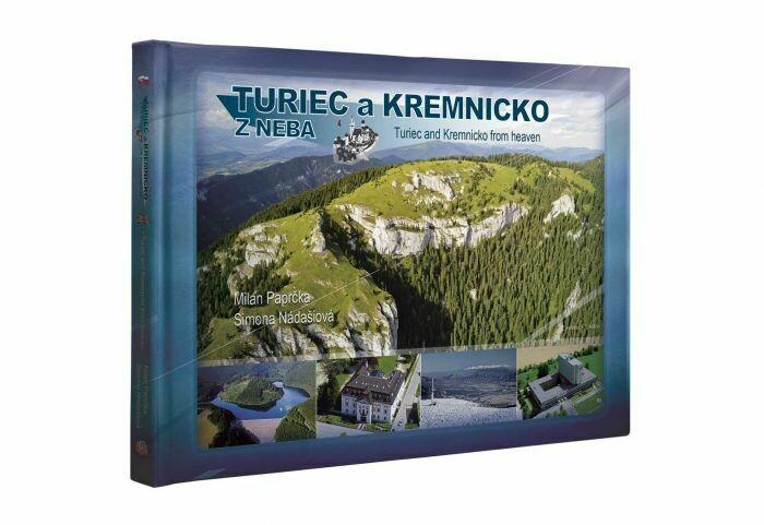 Turiec a Kremnicko z neba