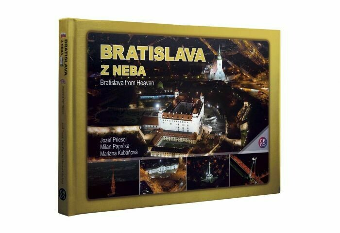 Bratislava z neba