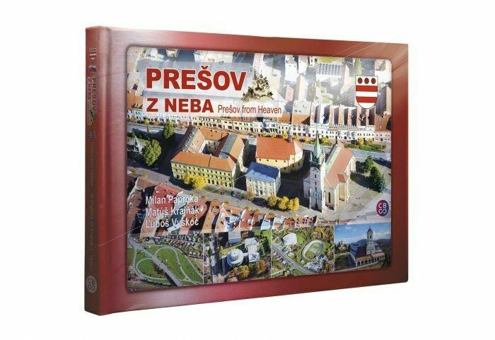Prešov z neba