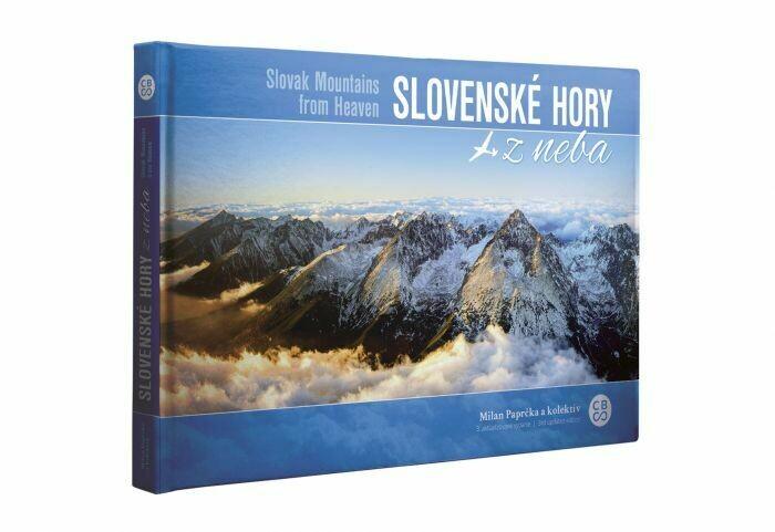 Slovenské hory z neba 3. aktualizované vydání