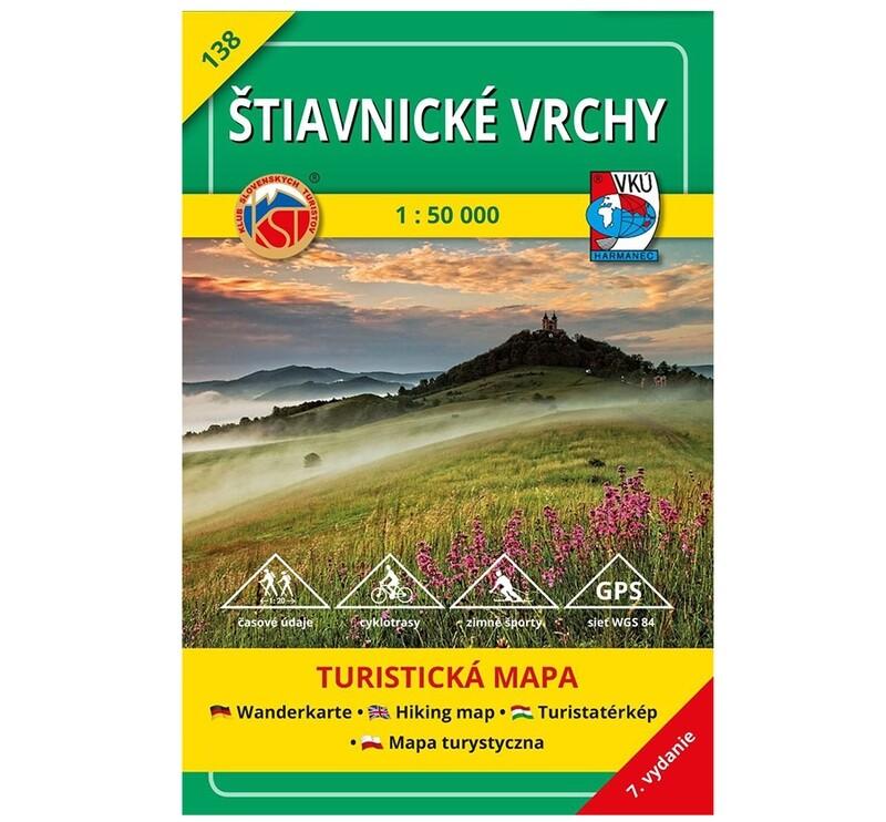 TM 138 - Štiavnické vrchy
