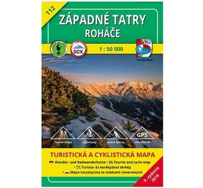 TM 112 - Západné Tatry - Roháče