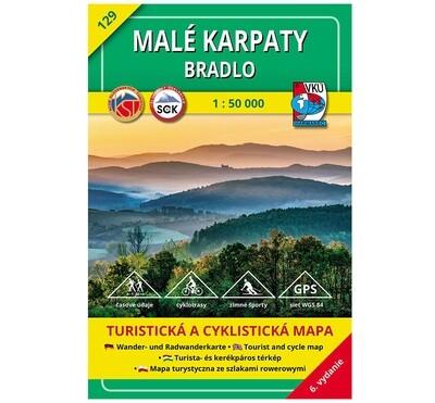 TM 129 - Malé Karpaty - Bradlo