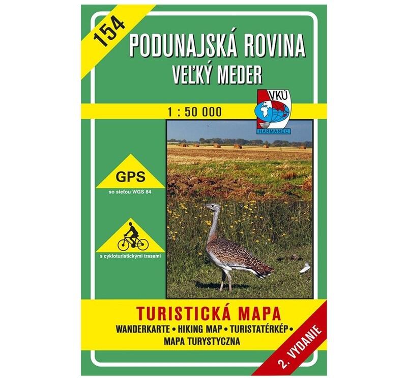 TM 154 - Podunajská rovina - Veľký Meder