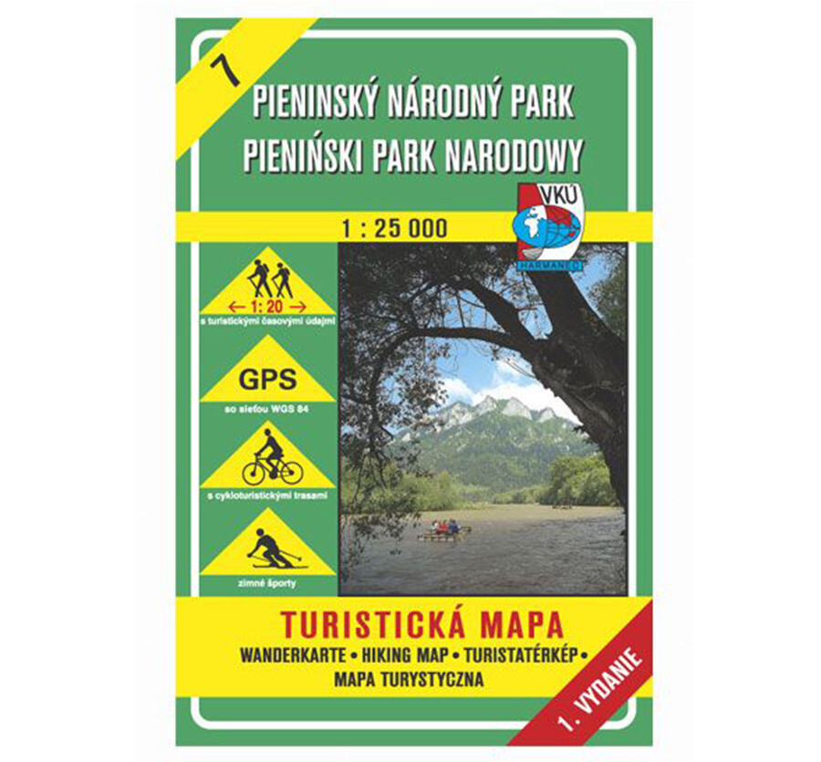 TM 7 - Pieninský národný park
