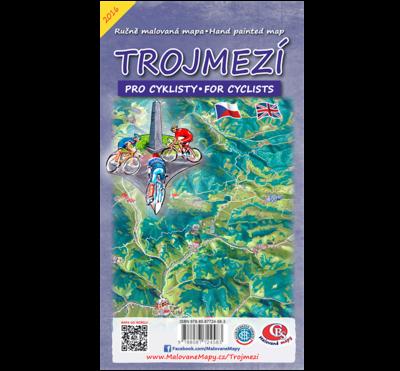 Trojmezí - cyklomapa