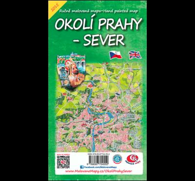 Okolí Prahy - sever