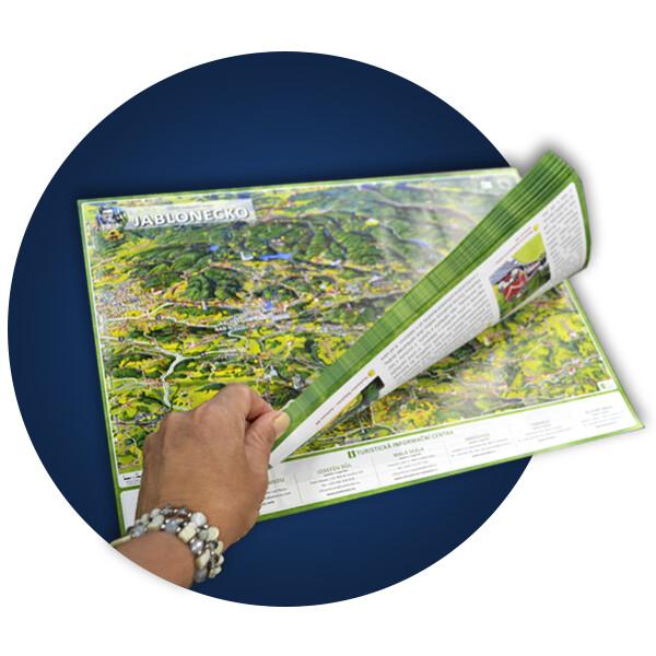 Trhací mapy