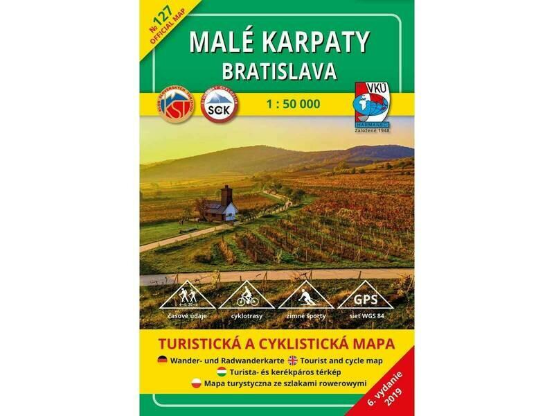 TM 127 Malé Karpaty - Bratislava
