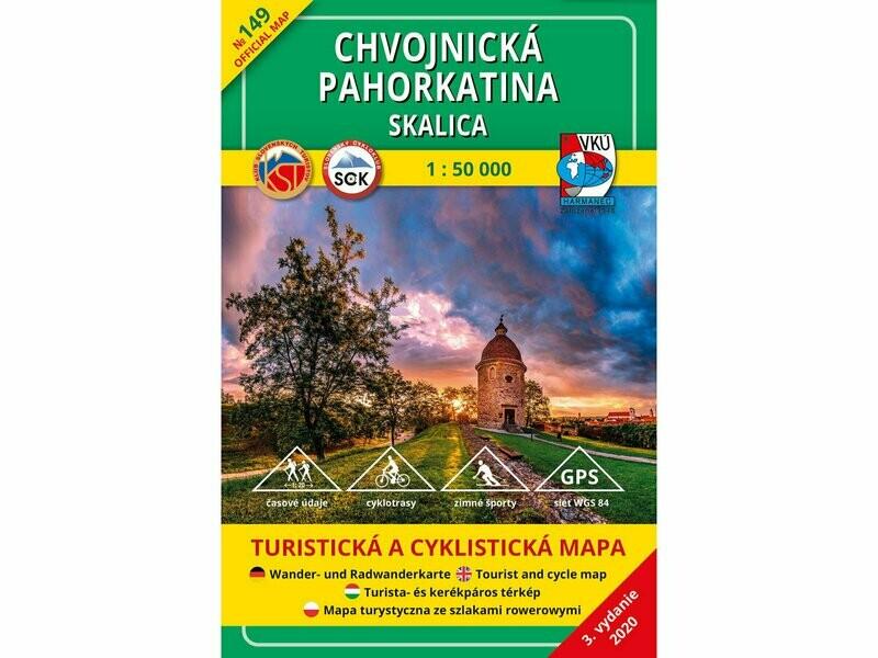 TM 149 - Chvojnická pahorkatina - Skalica