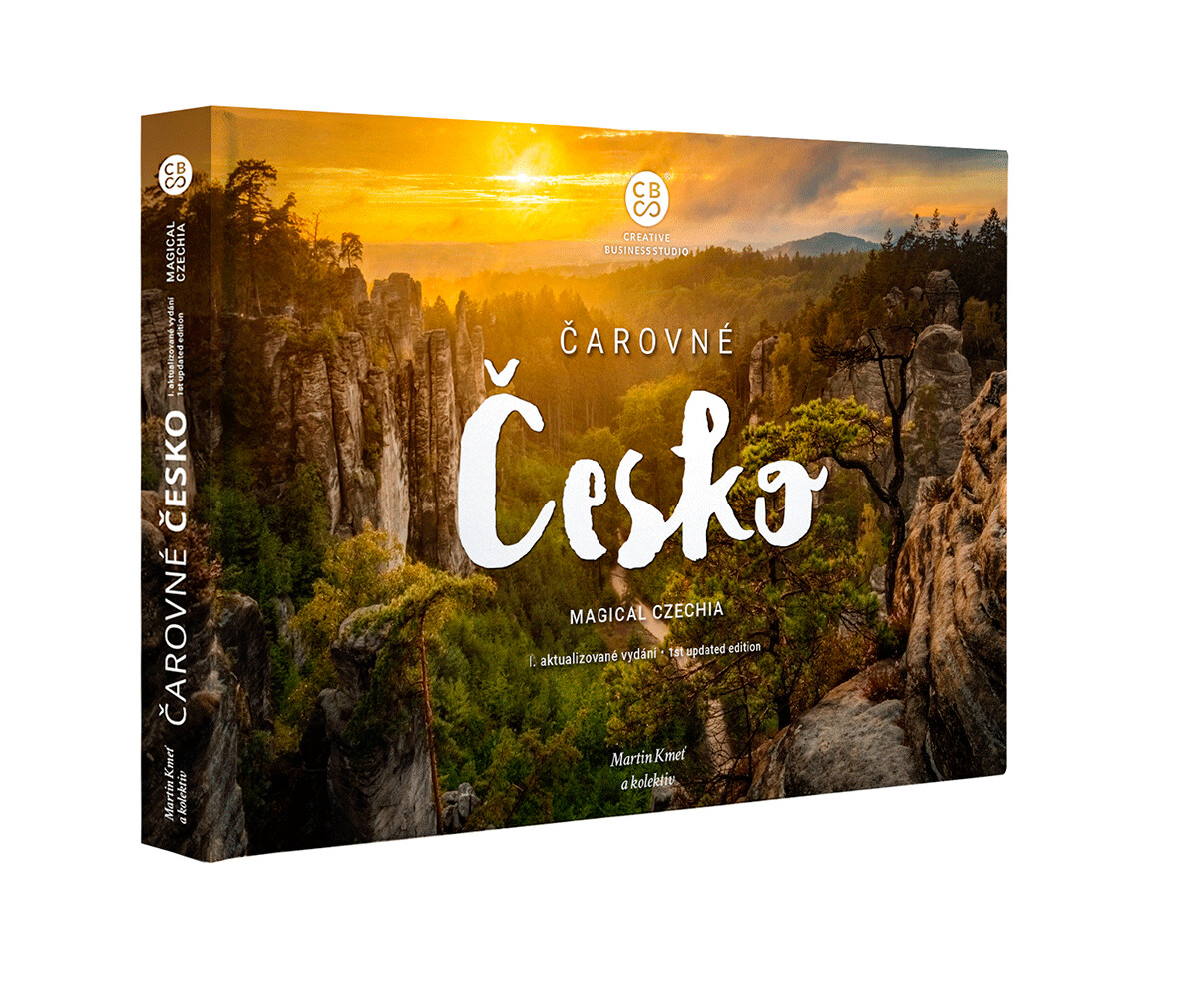 Čarovné Česko - 1. aktualizované vydání