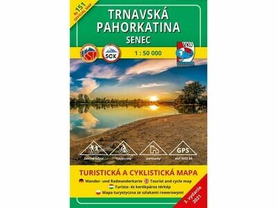 TM 151 Trnavská pahorkatina - Senec
