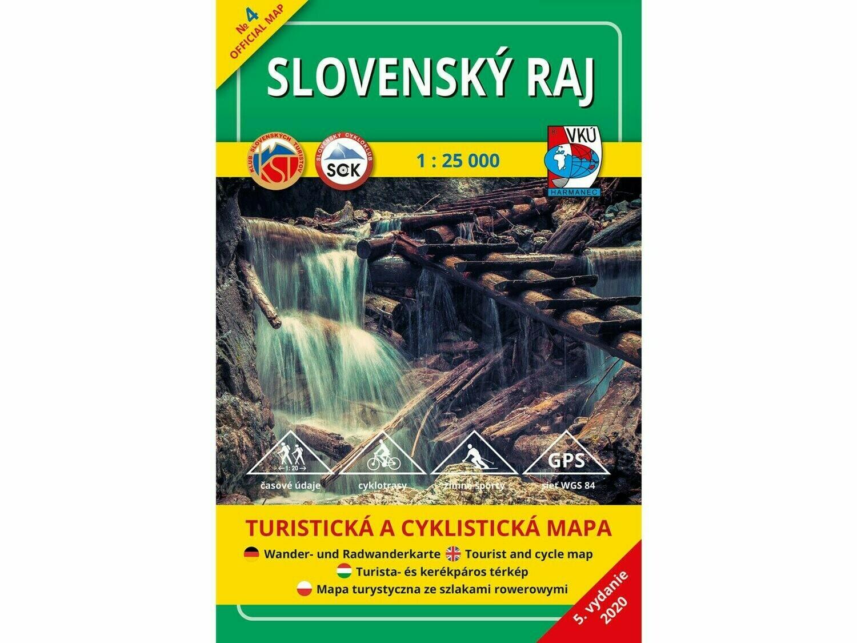 TM 4 - Slovenský raj