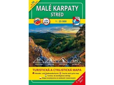 TM 10 - Malé Karpaty - Stred