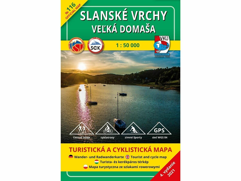 TM 116 - Slanské vrchy - Veľká Domaša - 2021