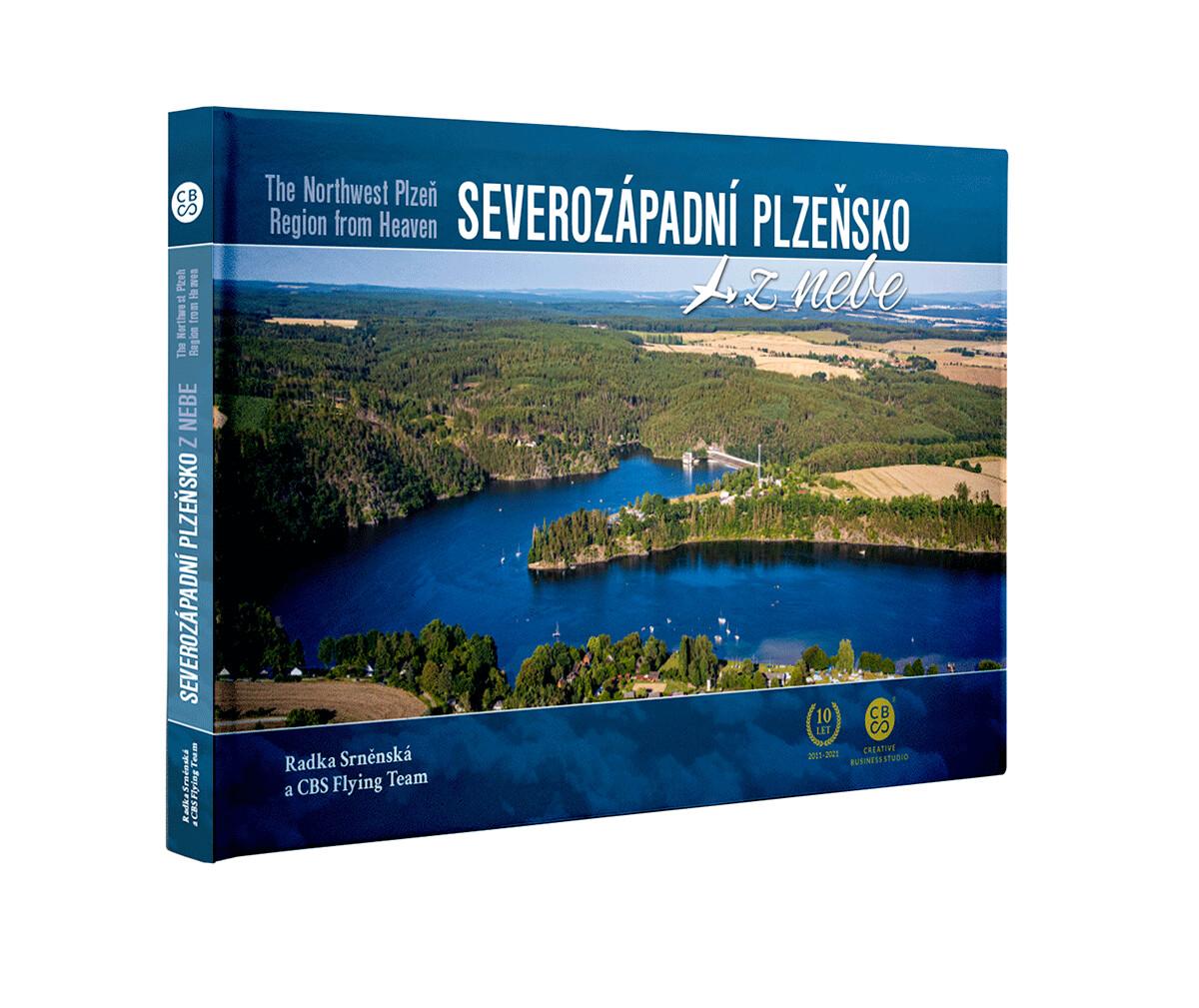 Severozápadní Plzeňsko z nebe