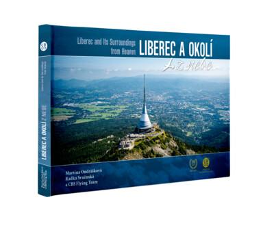 Liberec a okolí z nebe