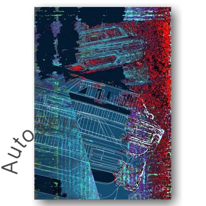 HD Aluminiumbild No. 5special