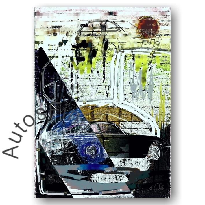 Lamborghini Islero - Poster No. 52street