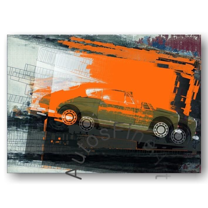 Lancia Aurelia B20 GT - Poster No. 53special