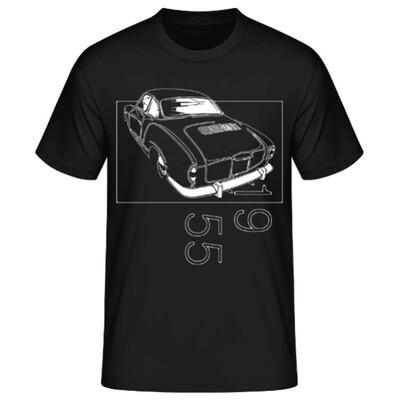 VW Karmann Ghia Männer T-Shirt - No. 154