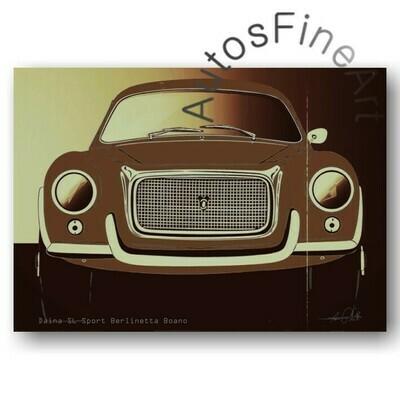 Daina SL Sport Berlinetta Boano - Poster No. 59