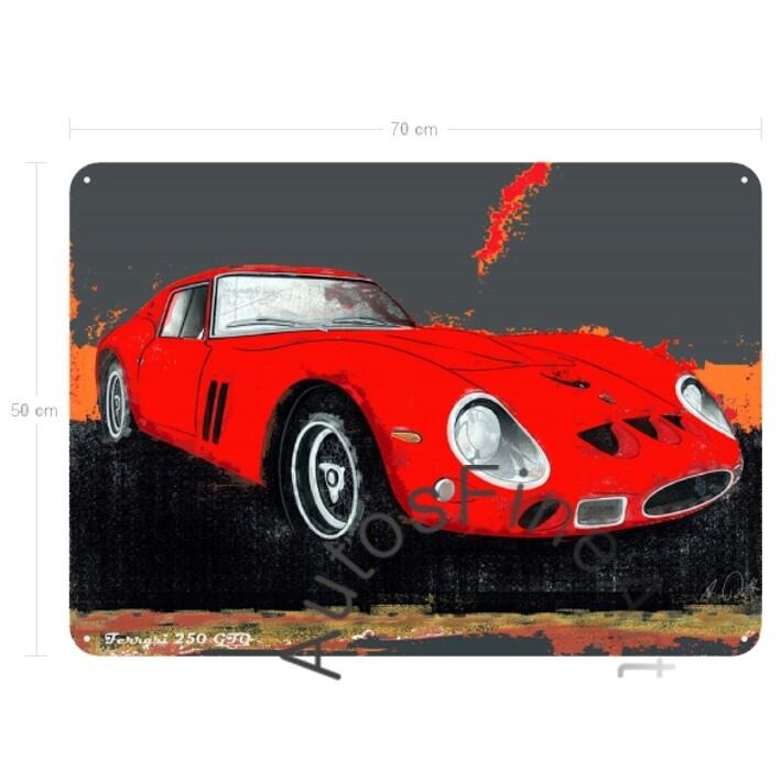 Ferrari 250 GTO - Blechbild No. 86spark
