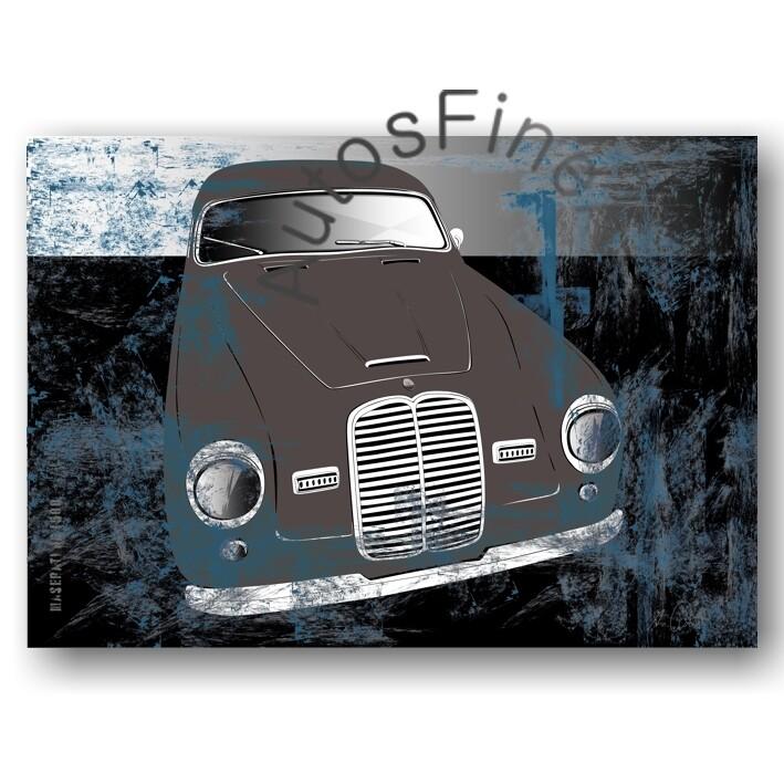Maserati A6 1500 - Poster No. 109sketch