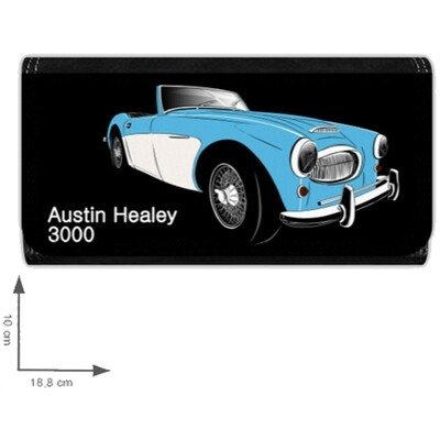 Austin Healey 3000 Geldbörse - No. 139