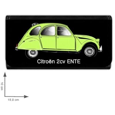 Citroen 2cv ENTE Geldbörse - No. 159