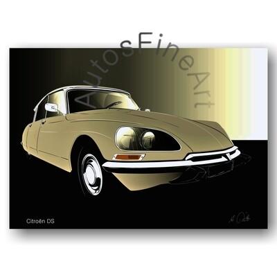 Citroen DS - Poster No. 121