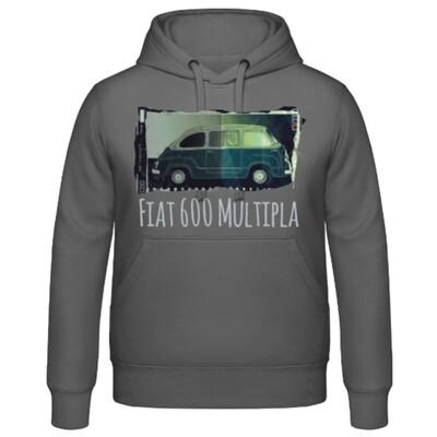 Fiat 600 Multipla Männer Hoodie - No. 102urban