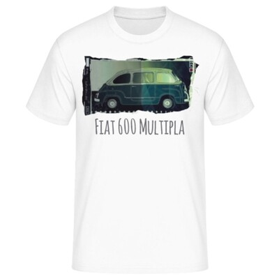 Fiat 600 Multipla Männer T-Shirt - No. 102urban