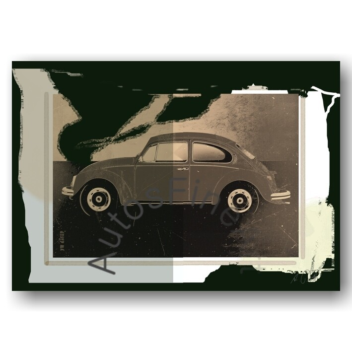 VW Käfer - Poster No. 123urban