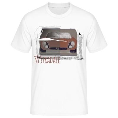 Alfa Romeo 33 Stradale Männer T-Shirt - No. 104urban